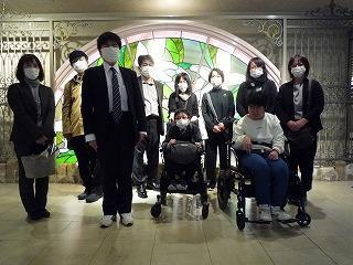 アオアヲナルトリゾート記念撮影