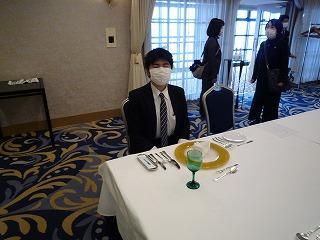 テーブルマナー講習会